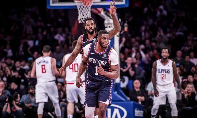 TKW Highlights: Emmanuel Mudiay, Damyean Dotson, and DeAndre Jordan vs. Clippers