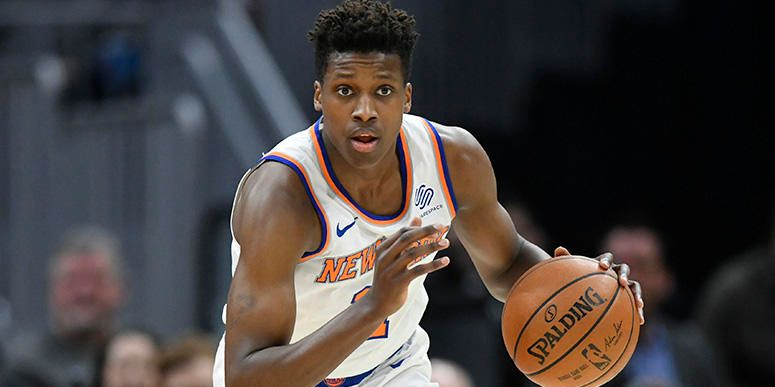 Frank Ntilikina Must Show His Value to the Knicks