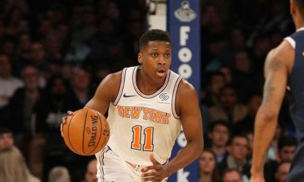 Frank Ntilikina Done for Season After Groin Re-Aggravation