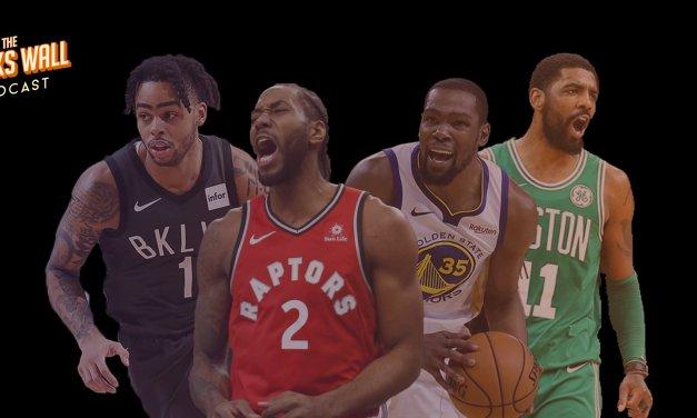 Podcast: Toronto vs Golden State; Celtics and Nets Offseasons