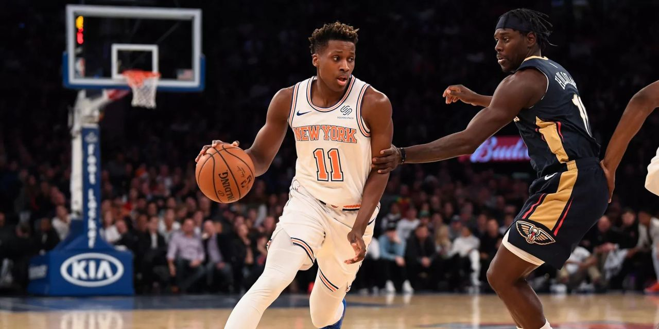 Frank Ntilikina Switches Agents, Draft-Day Trade Rumors Intensify