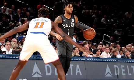 Should the New York Knicks Be Interested in D'Angelo Russell?