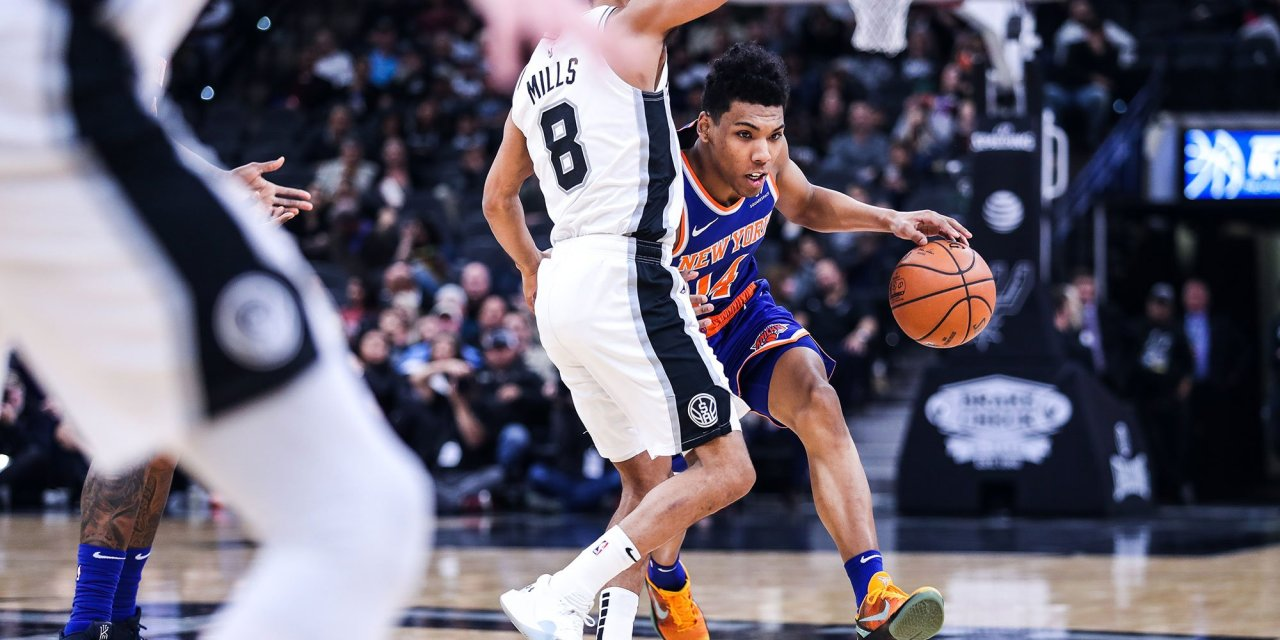 NBA Releases 2019–20 New York Knicks Schedule