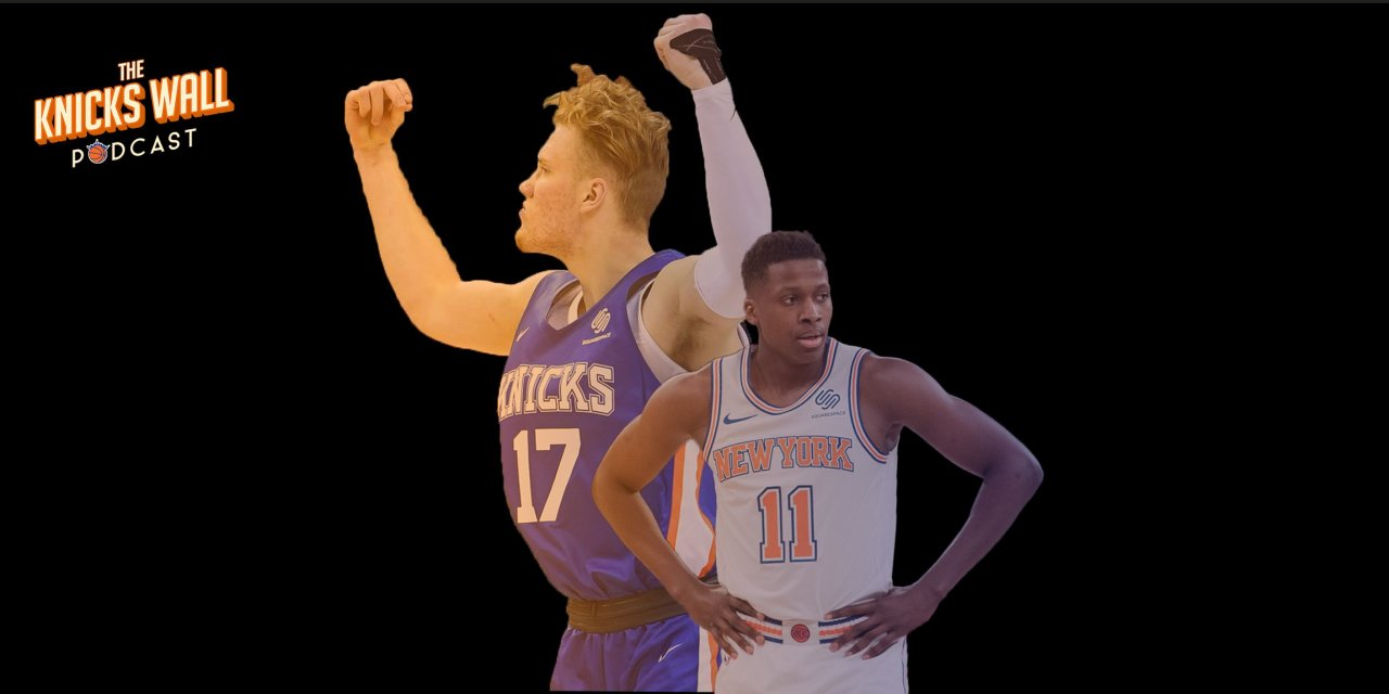 Podcast: Salvaging Frank Ntilikina's Career, Knicksmas No More & Iggy's Rookie Role