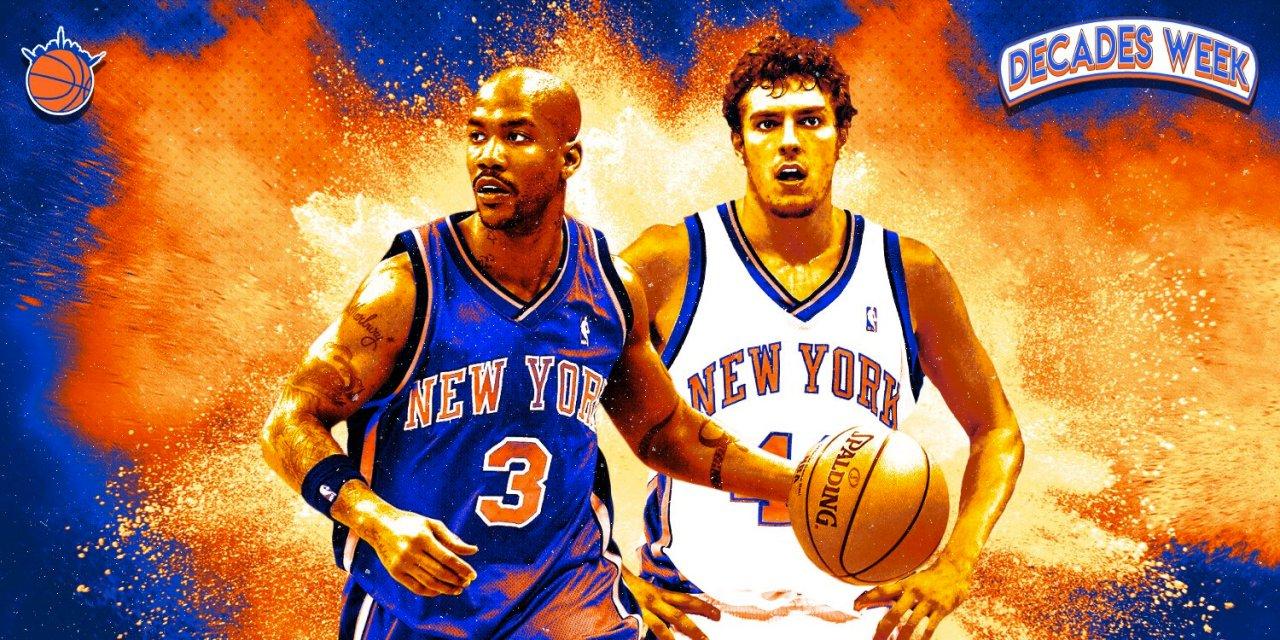 TKW All-Time Team: 2000's Knicks