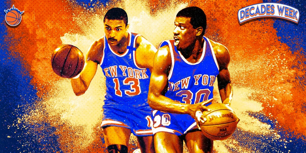 TKW All-Time Team: 1980's Knicks
