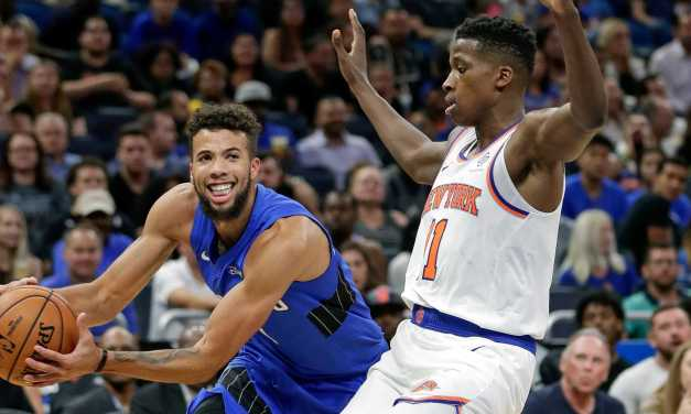 TKW Highlights: Frank Ntilikina Gets a Shot Against the Magic