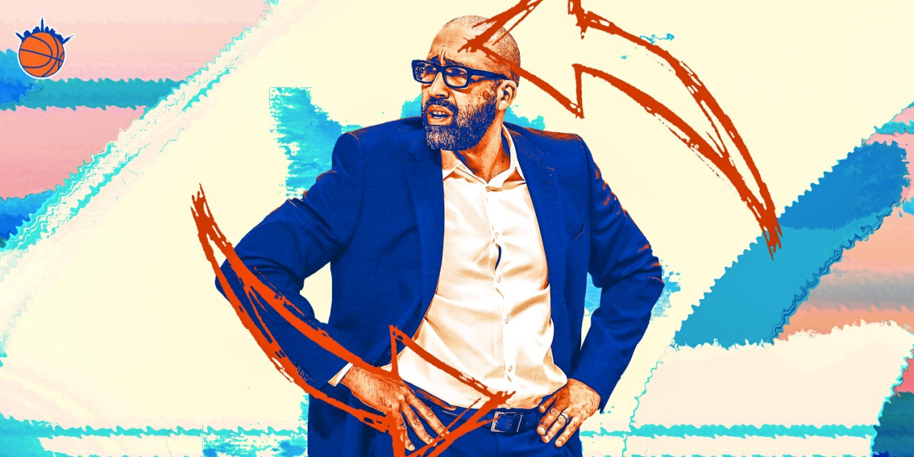 David Fizdale's Early Rotation Has Been All Over the Place