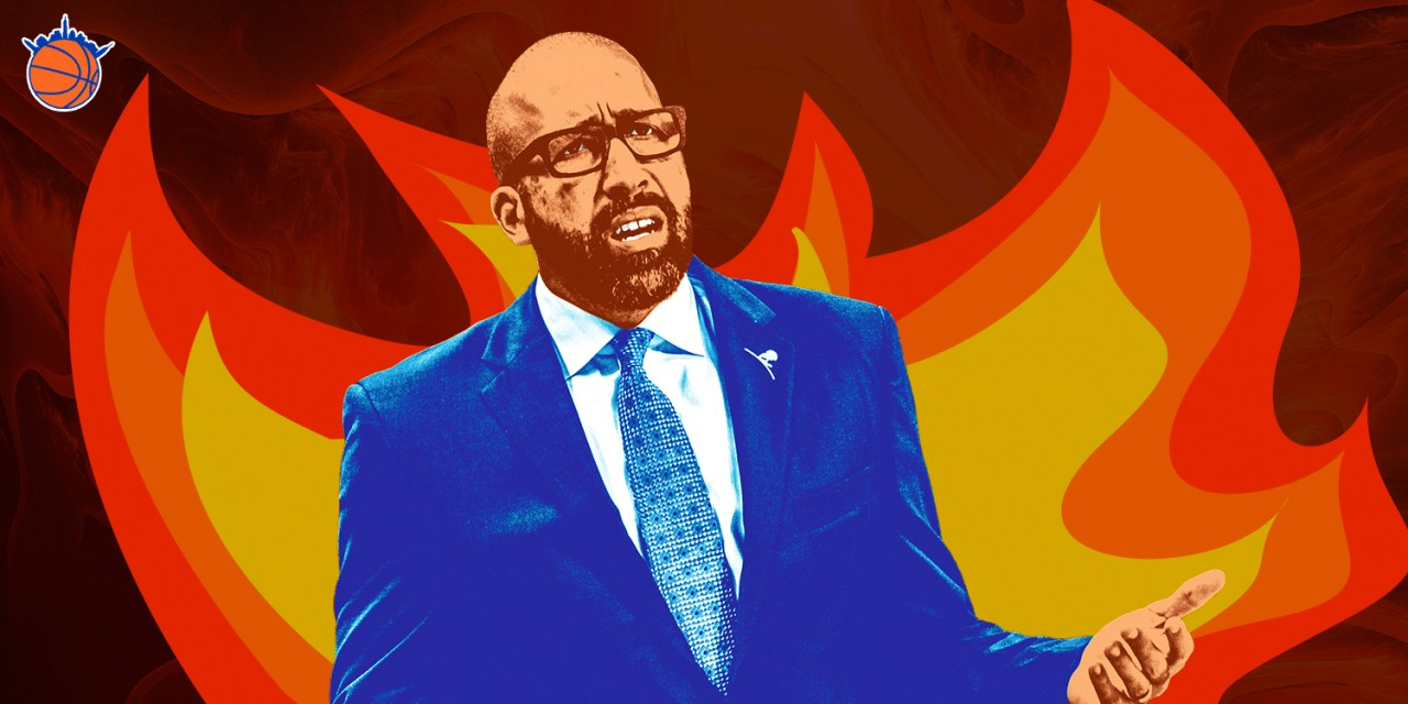 Is It Too Early for David Fizdale to Be on the Hot Seat?