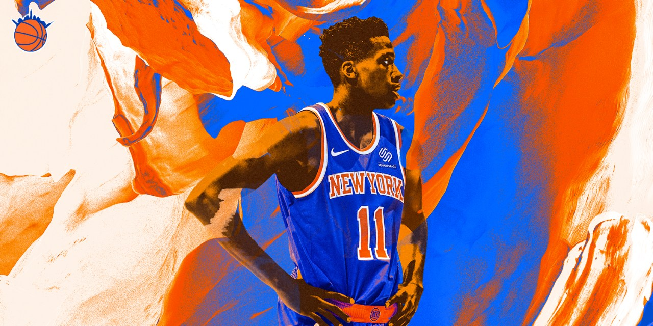 Frank Ntilikina Has Successfully Capitalized on His Opportunity
