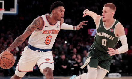 Bucks Trample Knicks in Landslide at the Garden