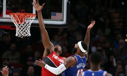 Knicks Can't Buy a Bucket, Lose to Melo, Blazers in Portland