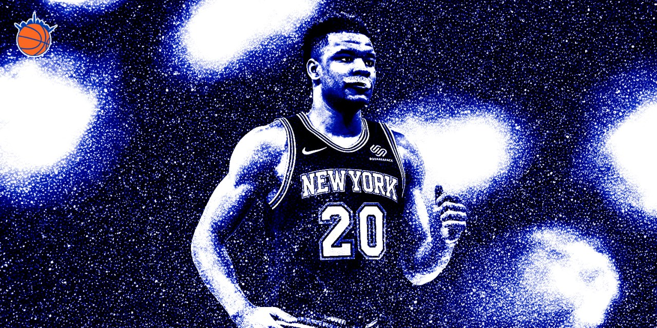 Is It Too Early to Consider Kevin Knox a Bust?