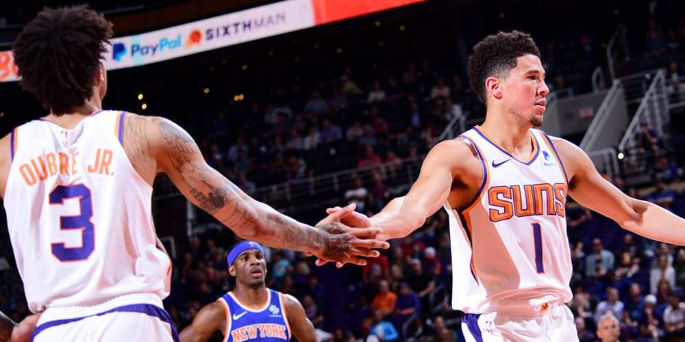 Knicks Face Phoenix Suns in First Road Game of 2020