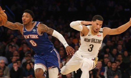 Knicks Can't Break Through at Home Against Pelicans