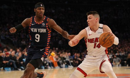 Julius Randle Sparks Knicks Comeback Win Over Heat in Return