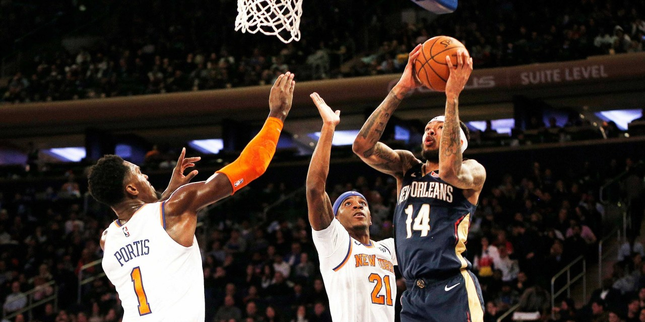 Knicks, Without Randle, Regroup Back Home Against Pelicans After Losing Road Trip