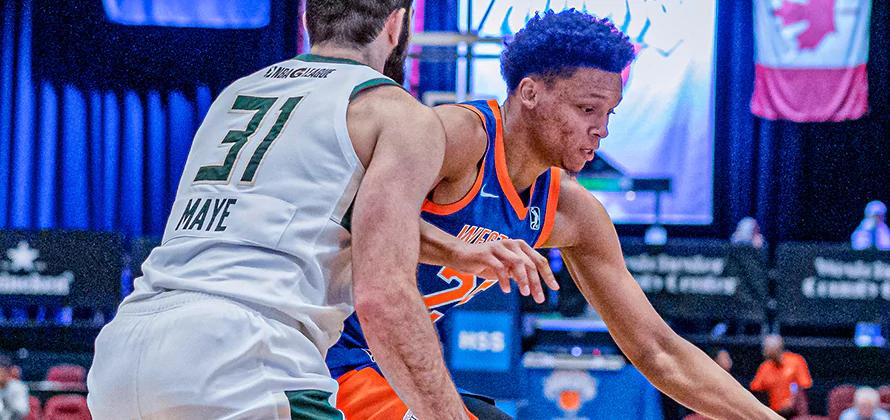 Westchester Knicks Midseason Update: 'The Kenny Wooten Show'