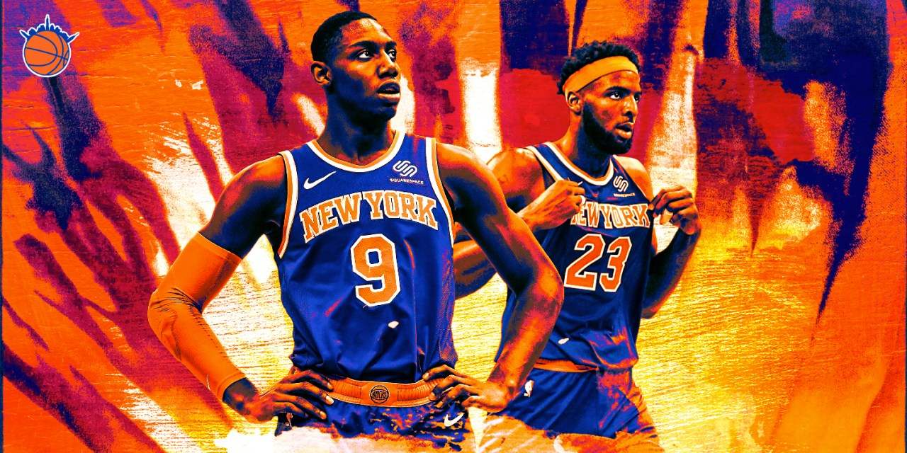 How the Knicks Can Build Around RJ Barrett and Mitchell Robinson