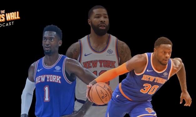 Podcast: Knicks Trade Deadline Player Evaluations