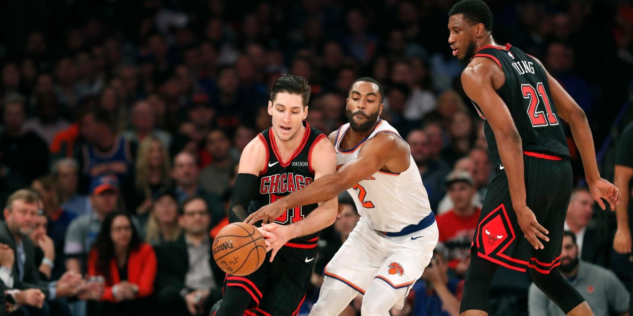 Knicks Look to Enter Leon Rose Era With Home Win Over Bulls