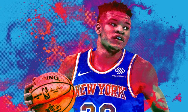 Can the Knicks Salvage Kevin Knox's Nightmare Season?