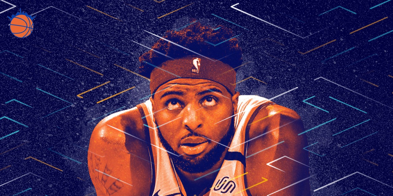 Knicks' Mitchell Robinson Is Starting to See the Game