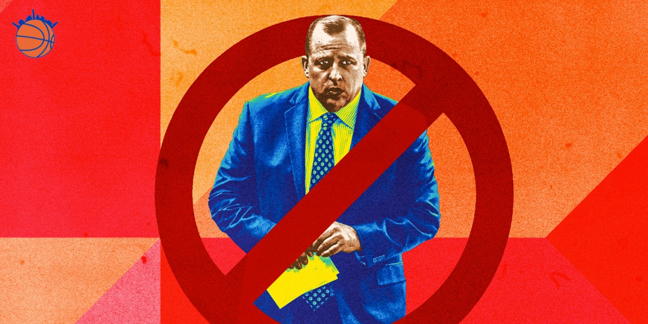 Tom Thibodeau Should Not Be Considered for Knicks Head Coach