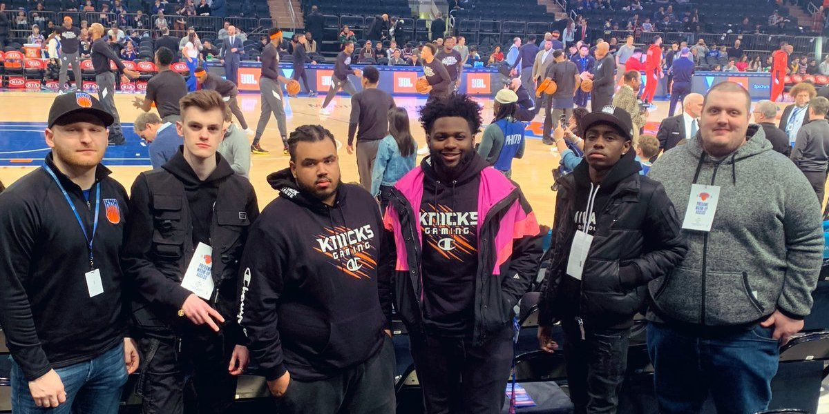 Knicks Gaming Coach and Manager Kyle Rudy Talks 2020 NBA 2K League Draft, Upcoming Season