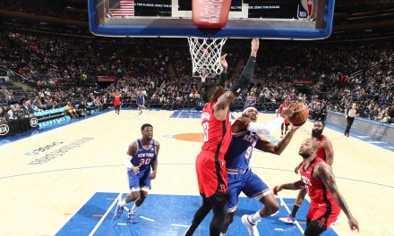 TKW Highlights: RJ Barrett Leads Knicks Past Rockets at Home