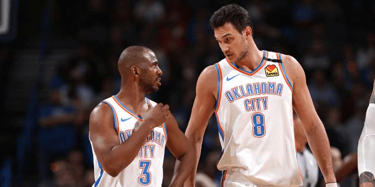 Knicks Host Chris Paul and Oklahoma City Thunder