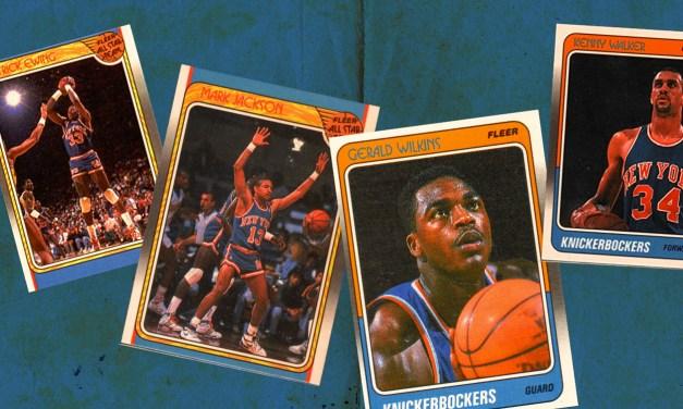 Revisiting Random Knicks Seasons of the Past: the 1988–89 Bomb Squad