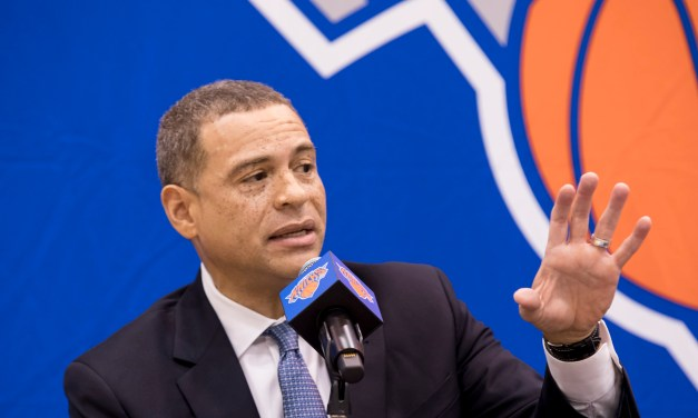 Podcast: Knicks' Scott Perry Returns & Tom Thibodeau vs. Kenny Atkinson