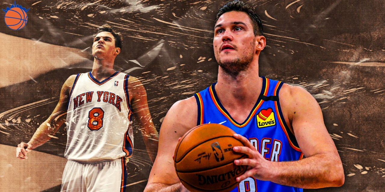 The Knicks Should Be Interested in Reuniting With Stretch Four Danilo Gallinari