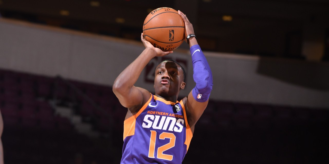 Knicks Waive Kadeem Allen, Pick Up Ex-Suns Point Guard Jared Harper