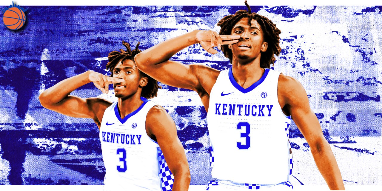 Kentucky Guard Tyrese Maxey Is Worth Keeping Tabs on