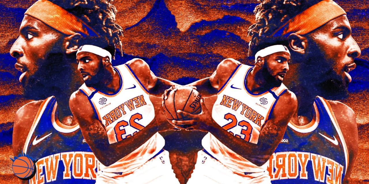 Knicks' Mitchell Robinson: Next Season's Big Developments to Watch