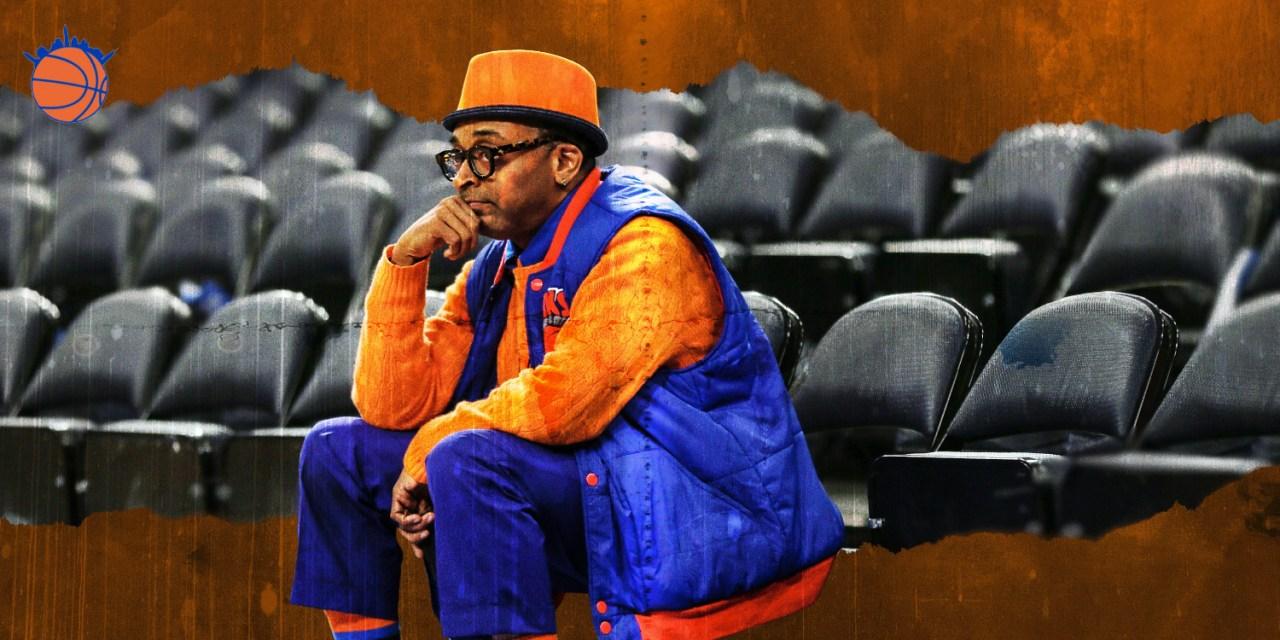 An Appreciation of Spike Lee, Knicks Fan (Plus, Potential Courtside Successors)