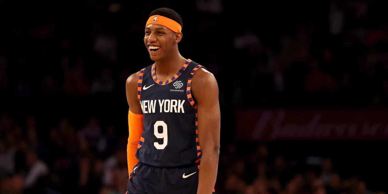Podcast: Knicks' RJ Barrett's All-Rookie Case and More Draft Talk