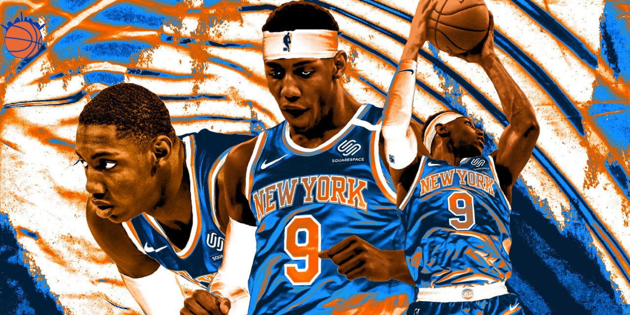 Will Year Two of RJ Barrett Be the Breakout Playmaking Season for the Knicks Wing?