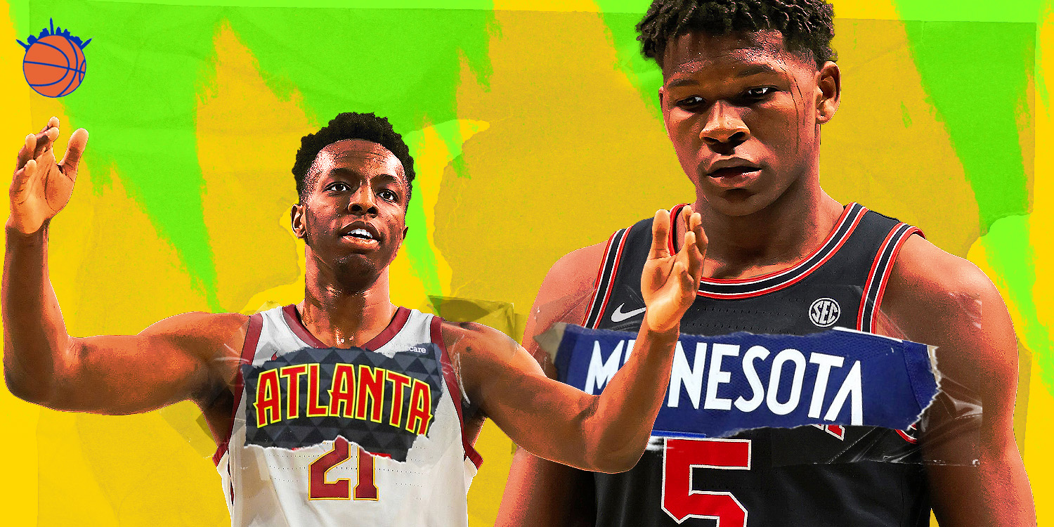 Best Lottery Team Fits For NBA Draft Prospects   The Knicks Wall