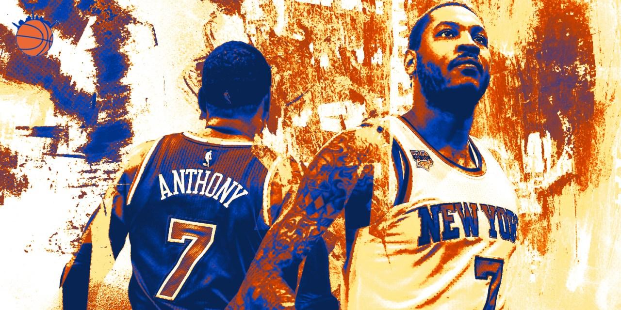 Where Does Carmelo Anthony Rank in Knicks History?