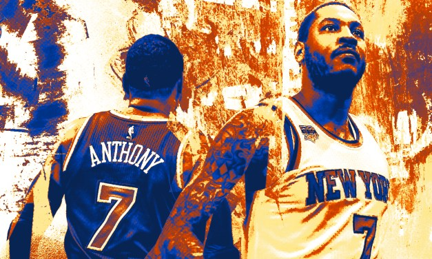 Where Does Carmelo Anthony Rank in Knicks History?