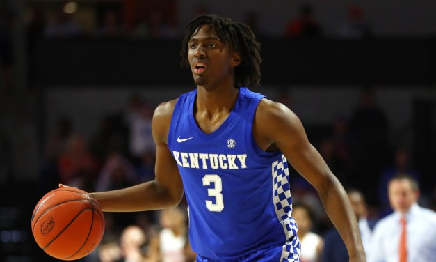 The Knicks Wall Podcast: Draft Chat with Robel