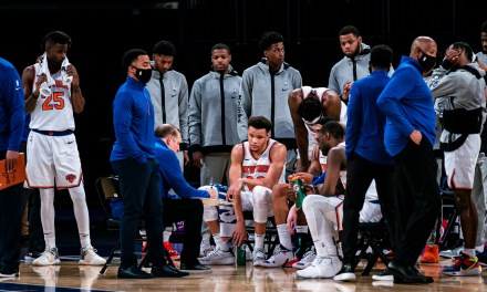 Knicks Finalize Roster Ahead of 2020–21 Regular Season