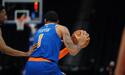 Knicks Preparing for Empty Madison Square Garden Return on Wednesday