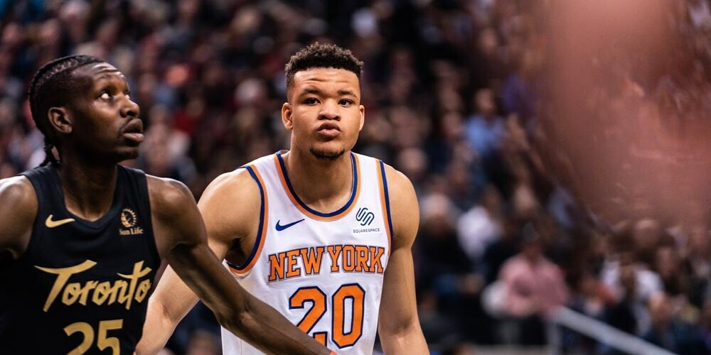 Julius Randle and High-Riding Knicks Close Out 2020 With Raptors Matchup