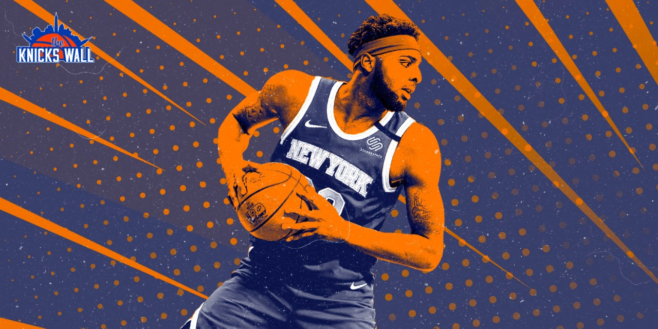 Tales of the Tape: Mitchell Robinson's Persistent Fouling and Screening Problem