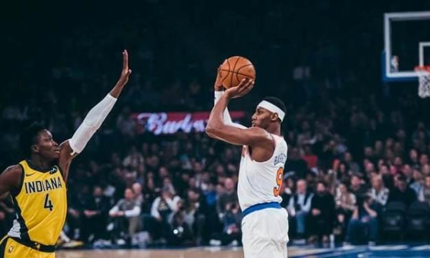 Knicks Tip-Off 2020–21 Regular Season in Indiana