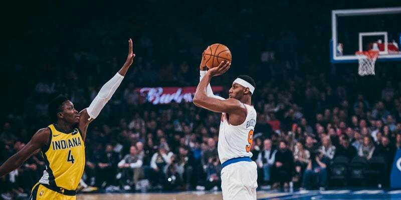 Knicks Tip-Off 2020–21 Regular Season in Indiana